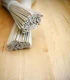 organicznie japońscy kluski Zdjęcie Royalty Free