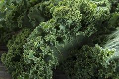 Organicznie Kale Obraz Stock
