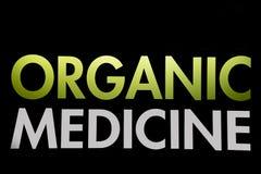 Organicznie marihuany medycyna zdjęcia stock