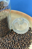 Organicznie Peppercorn Obraz Royalty Free