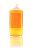 Prysznic gel odizolowywający na bielu Fotografia Stock