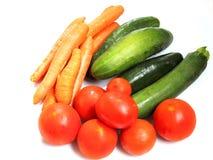 Organicznie warzywa Obraz Royalty Free