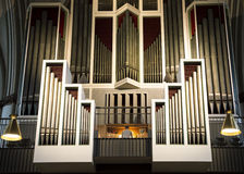 Organinstrument Royaltyfri Bild