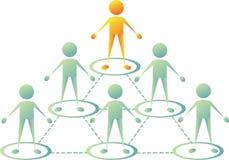 Organisation Stockfoto