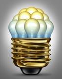 Organisation d'idées Illustration Libre de Droits
