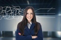 Organisation und Unternehmensplanung Lizenzfreie Stockfotos