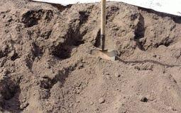 Organisch compost royalty-vrije stock foto's