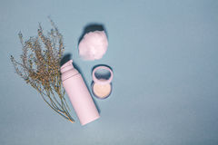 Organisch schoonheidsmiddel Stock Foto's
