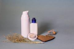 Organisch schoonheidsmiddel Royalty-vrije Stock Foto