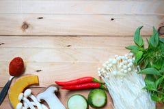 Organisch voedsel van de aard Stock Foto