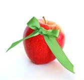 Organische appel Royalty-vrije Stock Afbeeldingen