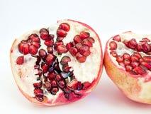 Organische granaatappel Royalty-vrije Stock Afbeelding