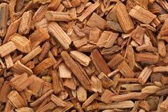 Organische Himalajazeder (Cedrus deodara) Chips Stockbild