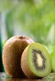 Organische Kiwifrucht Lizenzfreies Stockbild