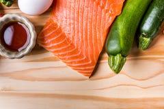 Organische Nahrungsmittel Stockfotos