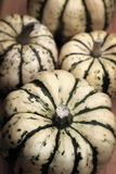 Organische pompoenen Royalty-vrije Stock Afbeelding