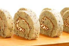 Organische Reeks 02 van de Cake van het Koninginnenbrood royalty-vrije stock fotografie