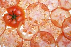 Organische tomaat, Plantaardig, Fruit, het Tuinieren Stock Afbeelding