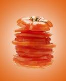 Organische tomaat, Plantaardig, Fruit, het Tuinieren Royalty-vrije Stock Afbeeldingen