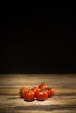 Organische Tomaten Lizenzfreie Stockfotos