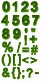 Organische Zeichen #5 Stockbilder