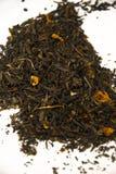 Organischer grüner Chai-Tee Stockfotos