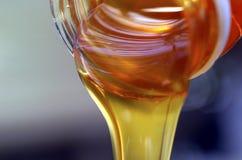 Organischer Honig Stockfotografie