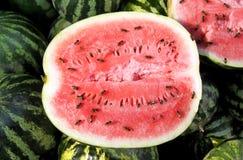 Reife Wassermelone Stockfoto