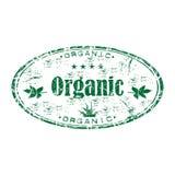 Organischer Stempel Stockfoto