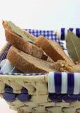 Organisches Brot stockbild