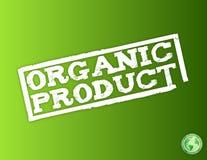 Organisches Produkt lizenzfreie abbildung