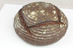 Organisches Rye-Brot-Laib Stockfoto