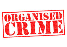 ORGANISED CRIME Royalty Free Stock Images