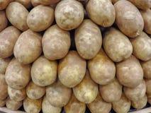 Organiserad potatis Royaltyfri Fotografi