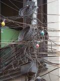 Organisiertes Chaos Stockfotografie