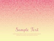 Organisk arabesquebakgrundsdesign Värme textur Fotografering för Bildbyråer