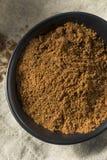 Organisk Garam Masala indisk krydda royaltyfria foton