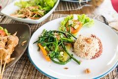 Organisk mat av Bali Arkivbilder