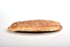 organisk wholemeal för bröd Royaltyfri Bild