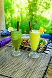 Organiska drinkar Royaltyfri Fotografi