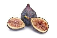 organiskt moget för figs Royaltyfri Fotografi