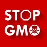 Organismi modificati genetici Fotografia Stock Libera da Diritti