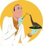 Organismo Genetically modificado ilustração do vetor