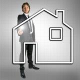 Organismos de investimento imobiliário imagens de stock