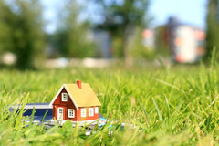 Organismos de investimento imobiliário Imagem de Stock Royalty Free
