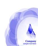 Organização do cartão Imagem de Stock Royalty Free