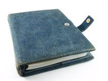 Organizador do caderno Imagens de Stock Royalty Free