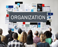 Organization Collaboration Company Group Team Concept Royalty Free Stock Images