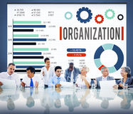 Organization Group Business Company Corporate Concept Stock Images