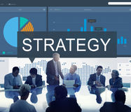 Organization Strategy Marketing Research Concept Stock Photography
